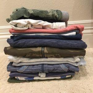 Baby Boy 3-6 month bundle (16 items)